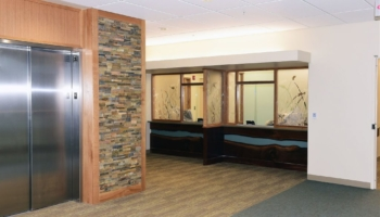 Samaritan Pastega Regional Cancer Center Lobby