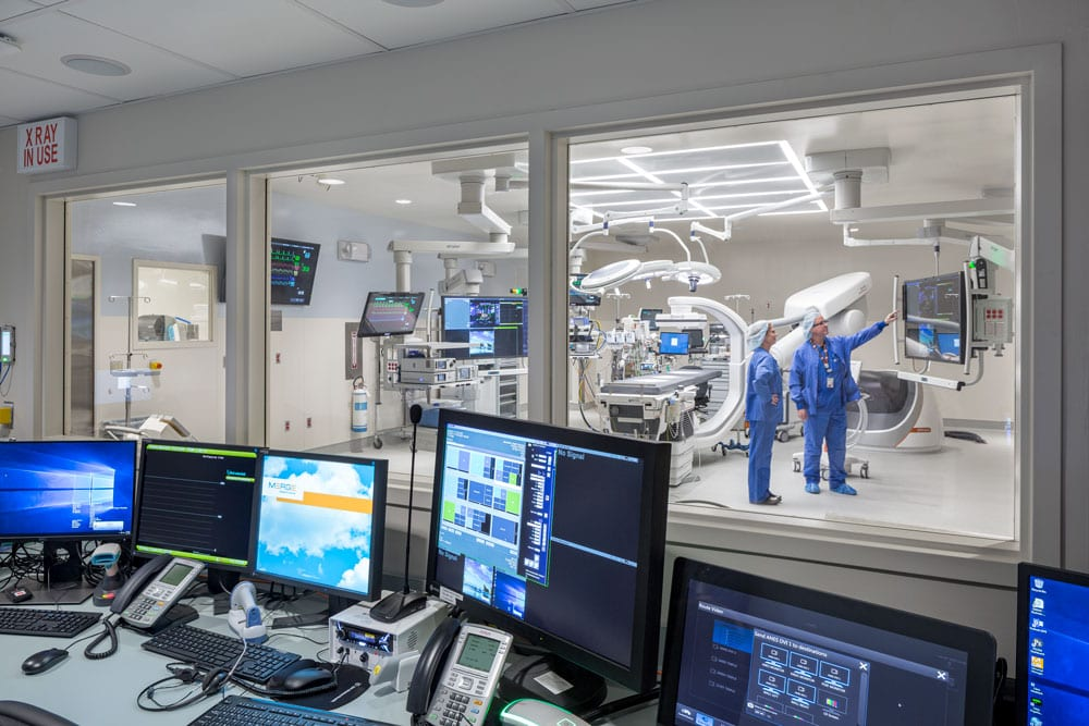 Good Samaritan Regional Medical Center Hybrid Operating Room