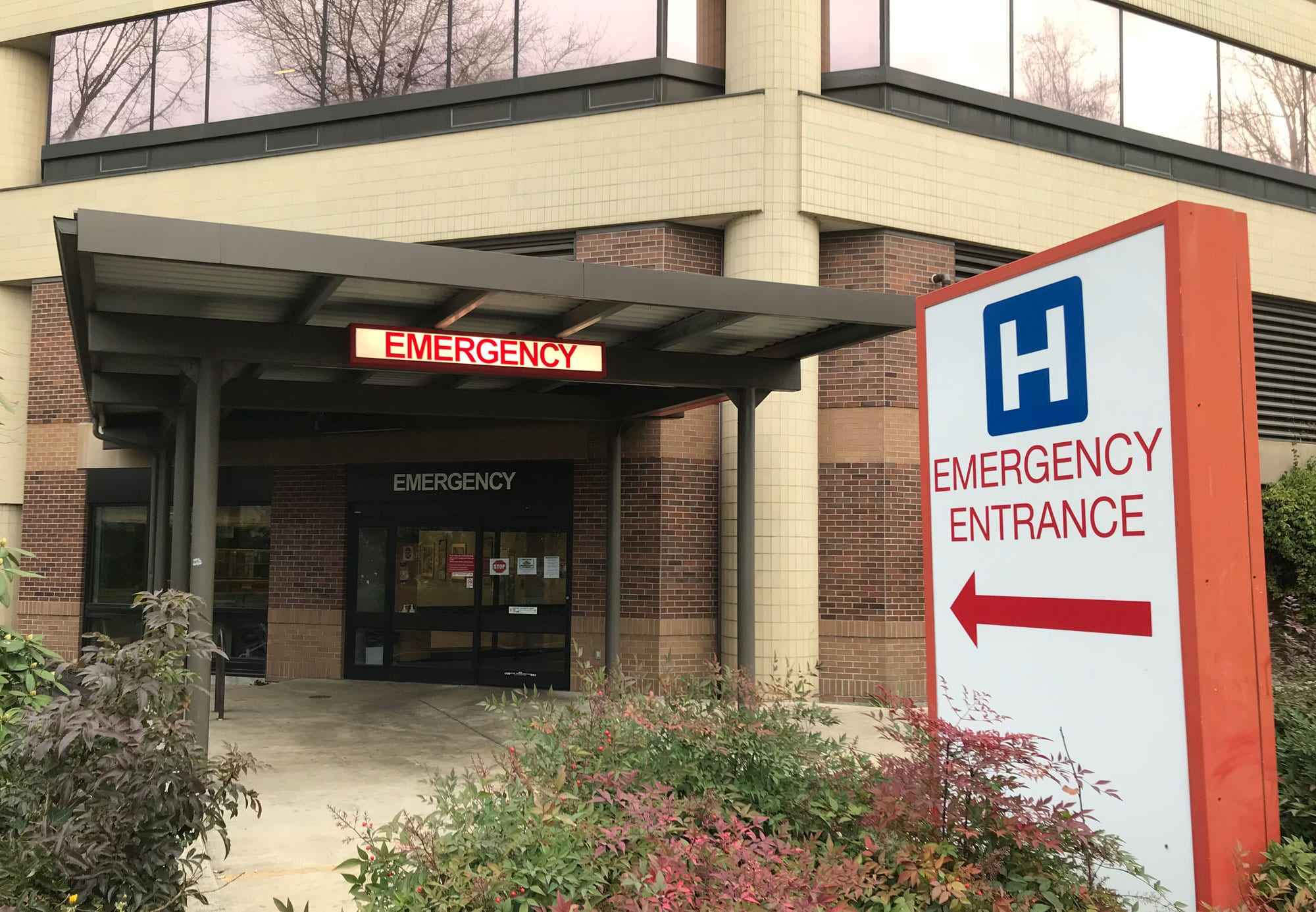 PeaceHealth Emergency Room