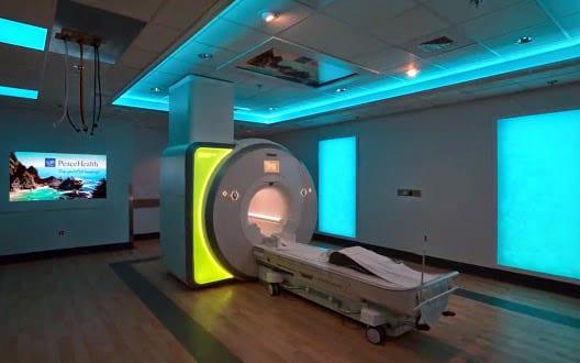 PeaceHealth Sacred Heart MRI