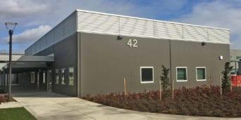 Chemeketa Community College building 42