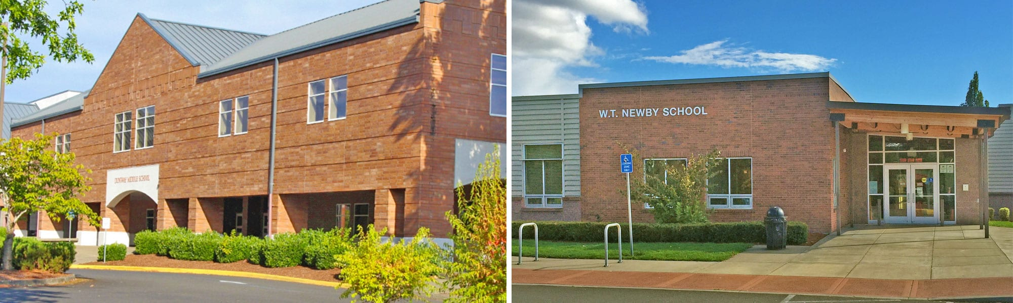 Newby & Duniway Schools