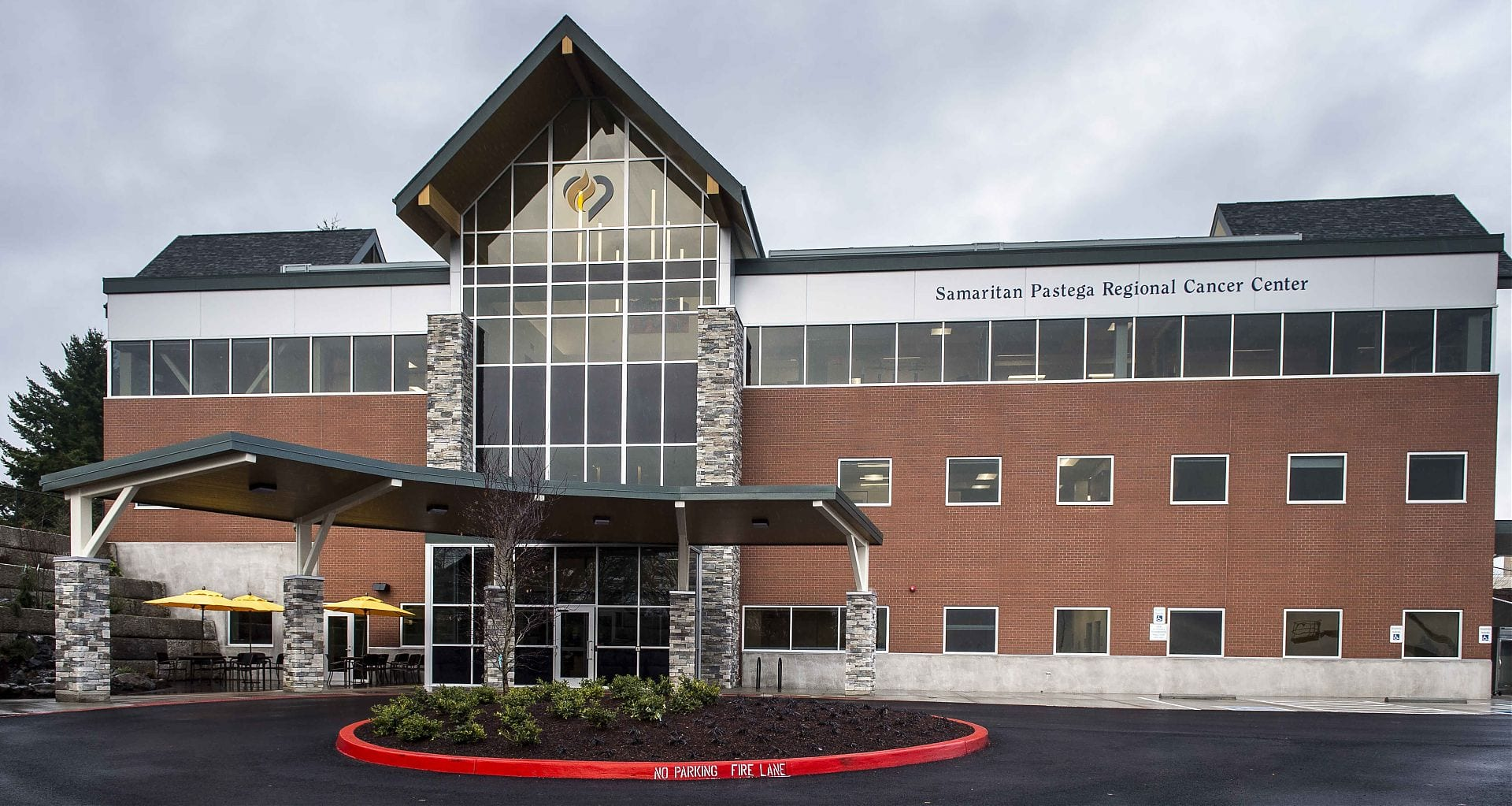 Samaritan Pastega Regional Cancer Center Exterior